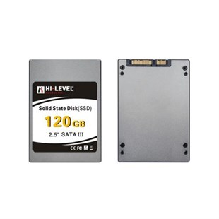 HI-LEVEL 120GB SSD Disk SSD30ULT/120G + Aparat