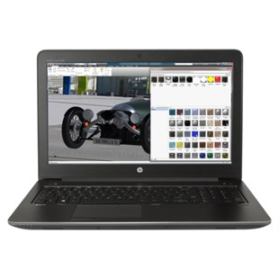 HP 1RQ65EA ZBook 15 G4 i7-7820HQ 16GB 256SSD 1TB