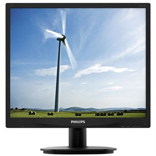 Philips 19 19S4QAB-01 IPS LED MM Monitör 5ms Syh