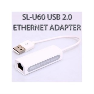 S-link SL-U60 Usb 2.0 To Ethernet Çevirici
