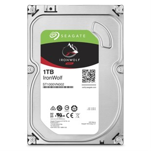 Seagate IRONWOLF 3,5 1TB 64MB 5900RPM ST1000VN002
